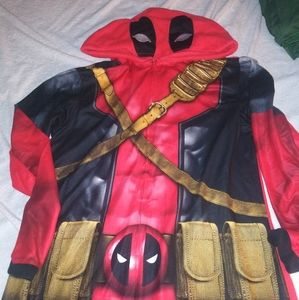 Marvel's Deadpool Onesie
